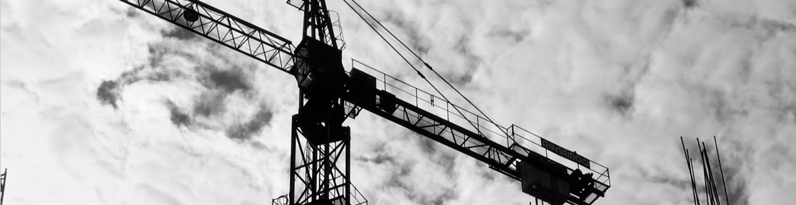 Image of a Crane on a Construction Site