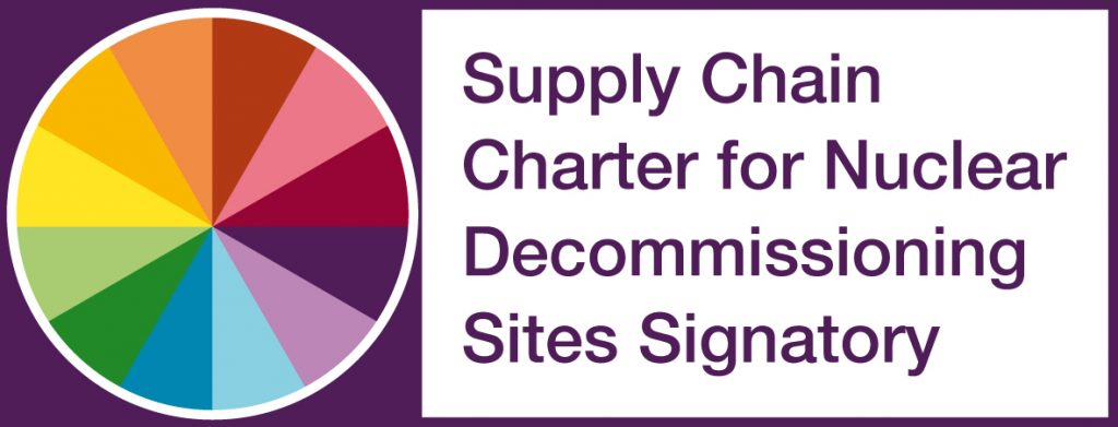 Supply Chain Charter for Nuclear Decommissionin Site Signatory