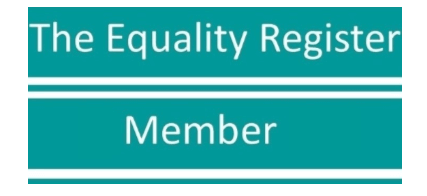 The Equality Register Membership Logo